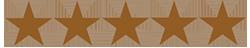 Valoración 5 estrellas de Hotel Casa de Adobe